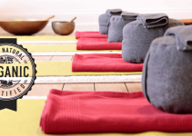 Tappetini da yoga naturali